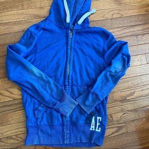 American Eagle zip sweatshirt